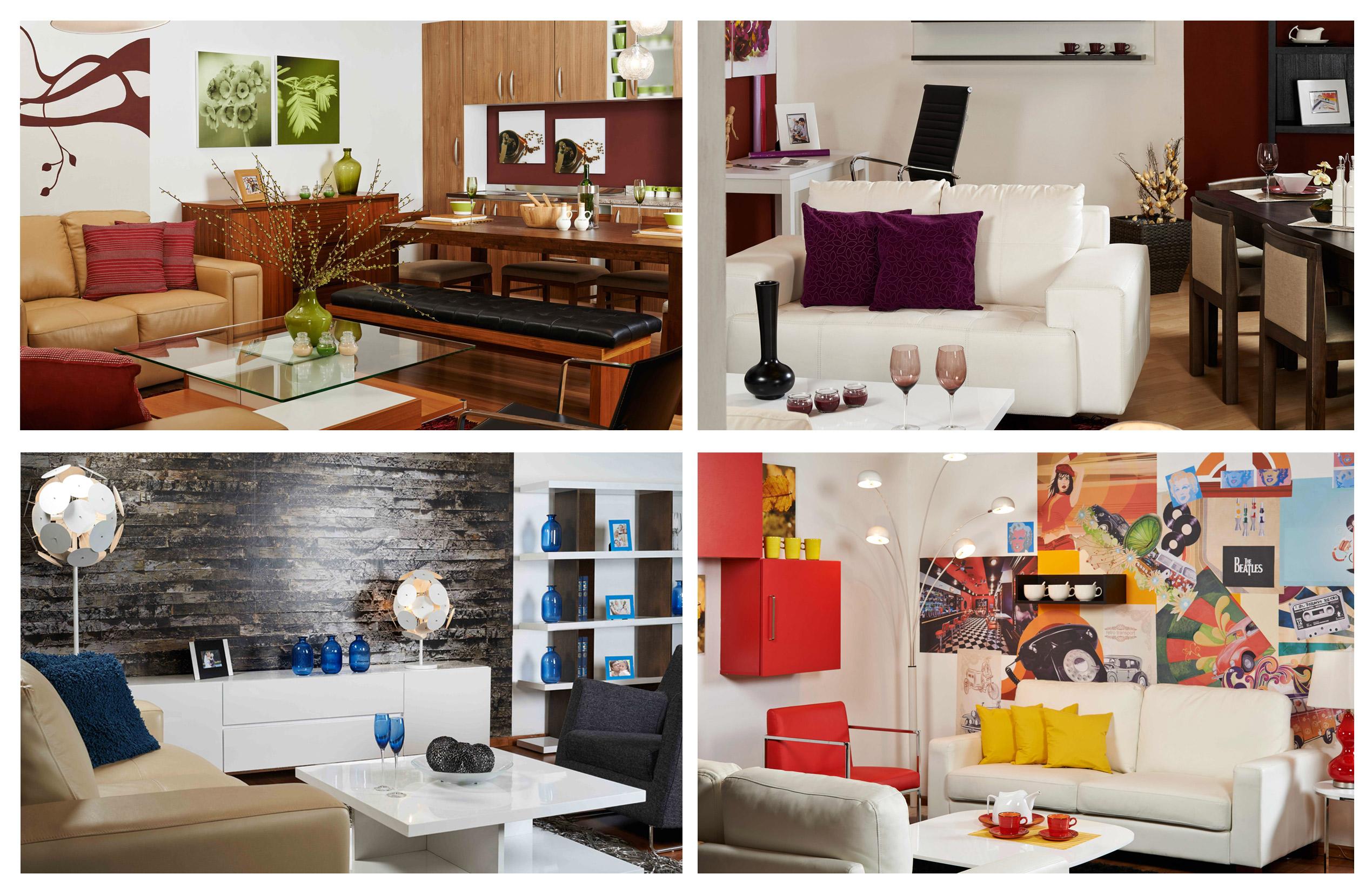 La sala un rea que refleja la personalidad y manera de for Muebles bima