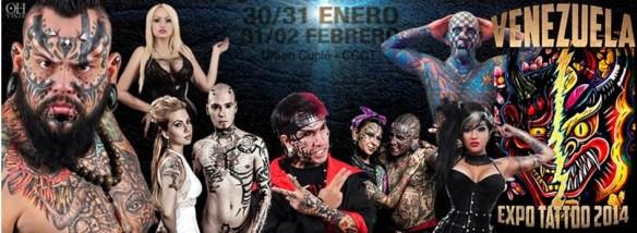 EXPO TATTOO 2014  1