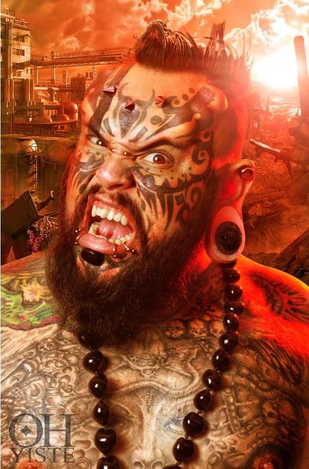 Venezuela Expo Tattoo 2014 trae al matrimonio más