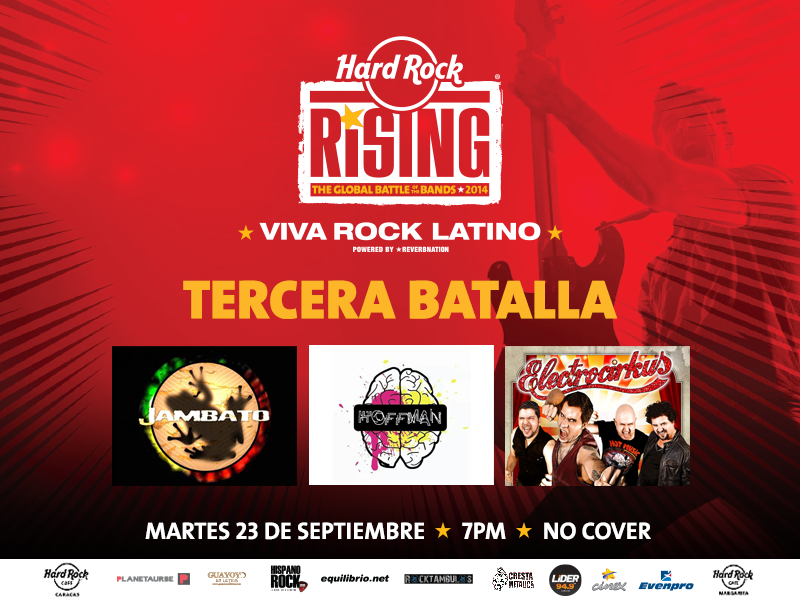 Elefreak Hard Rock Cafe Margarita
